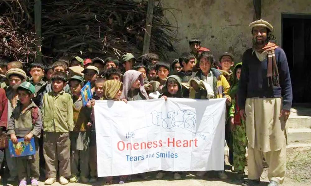 Looking back: our Kids to Kids projects in Pakistan 2006-2007
